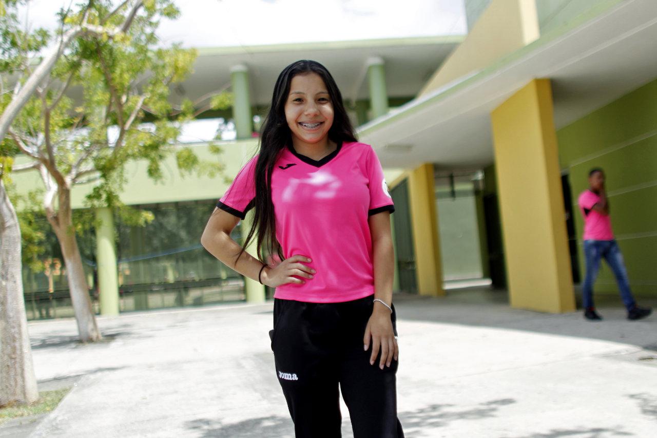 Chelsea Núñez López, 16