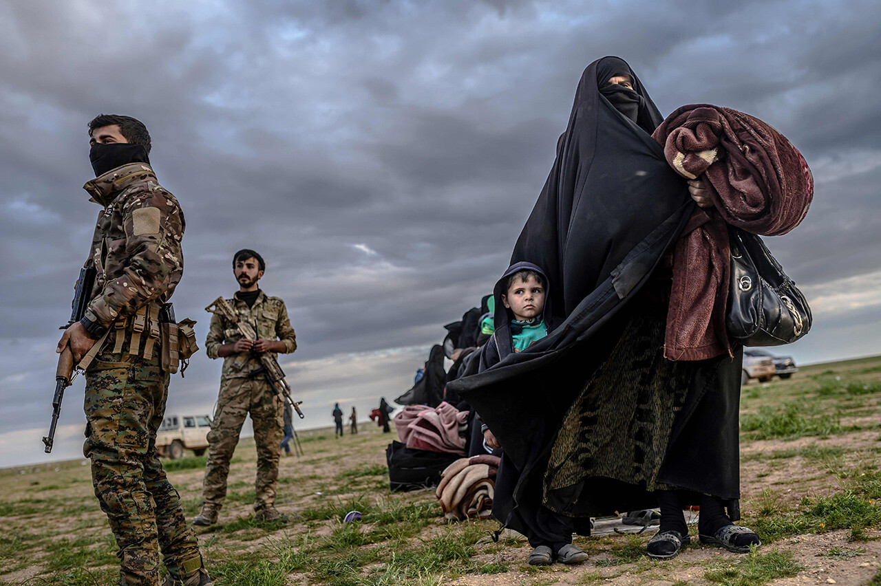 ISIS's defeat at Baghouz ends its control of inhabited land in the third of Syria and Iraq that it captured in 2014.
